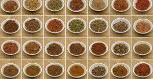 Pinch Seasonings blend selection